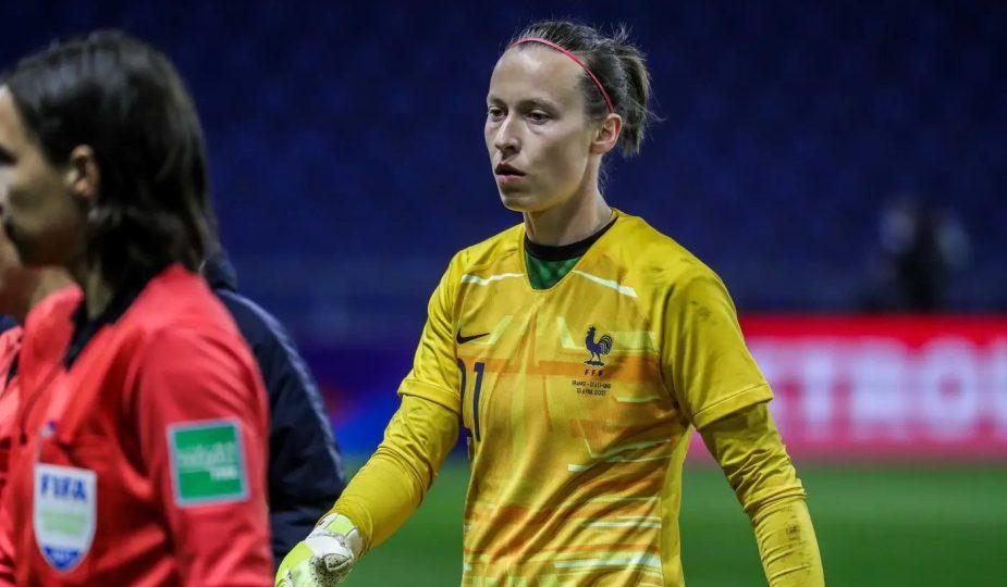 Pauline Peyraud-Magnin fait partie de ces Bleues qui ont marqué des points pendant la trêve