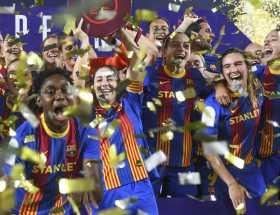 Barcelone triomphe de Levante en finale de Coupe d'Espagne.