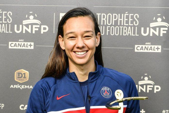 Christiane Endler élue meilleure gardienne de D1 aux trophées UNFP