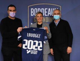 Claire Lavogez prolonge à Bordeaux jusqu'en 2022