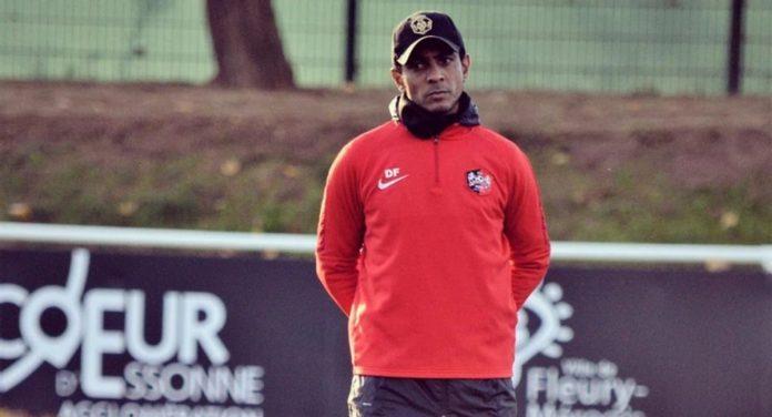 Fabrice Abriel remplace David Fanzel à la tête de Fleury en D1