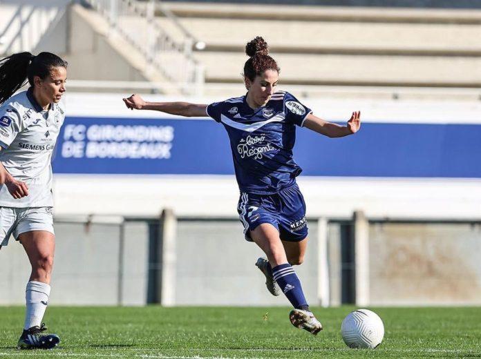 Ghoutia Karchouni va quitter Bordeaux à la fin de la saison