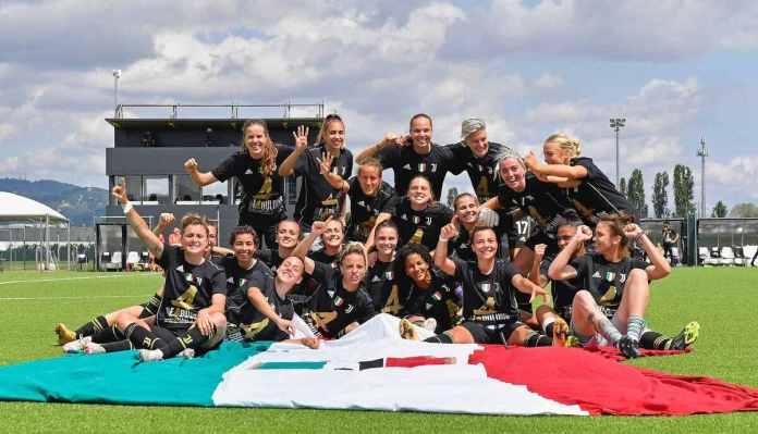 La Juventus remporte son quatrième Scudetto en Serie A