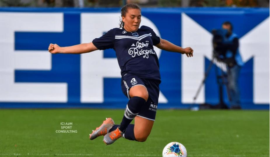 Wendie Renard (OL) et Vanessa Gilles (Bordeaux) vent debout contre la D1 à dix clubs