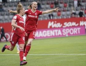 Le Bayern Munich champion d'Allemagne au bout du suspense