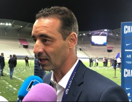 Olivier Echouafni PSG