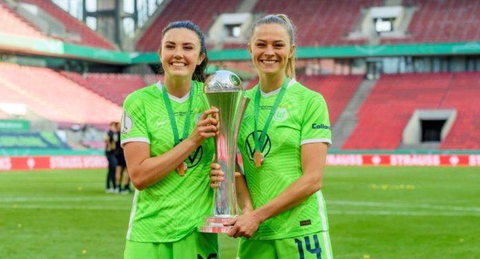 Ingrid Engen et Fridolina Rolfö vers Barcelone