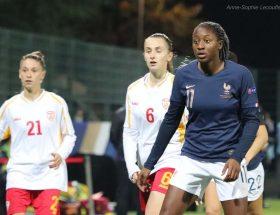 Kadidiatou Diani forfait contre l'Allemagne