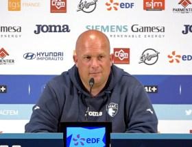 Michaël Bunel, entraîneur du Havre.