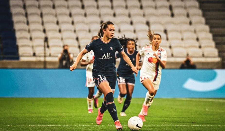 Le match nul du PSG à Lyon en images avec Laura Pestel