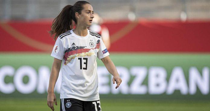 Sara Däbritz est forfait contre la France