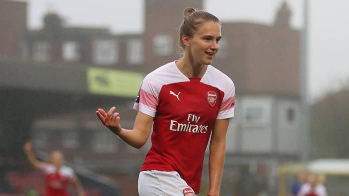 Vivianne Miedema pourrait finalement rester à Arsenal