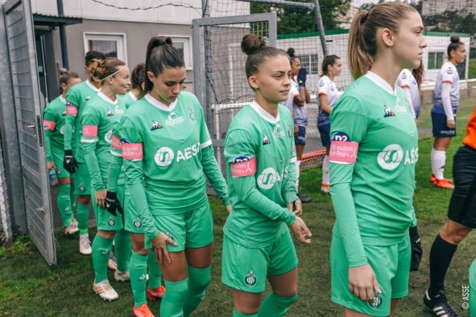 Issy repêché et Saint-Étienne promu en D1 féminine