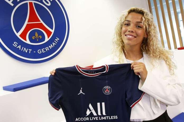 Le PSG recrute Celin Bizet