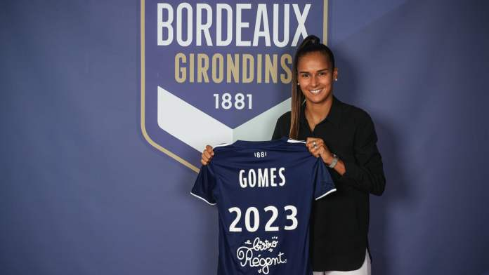 Bordeaux officialise cinq recrues dont Melissa Gomes et Melissa Herrera