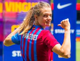 Irene Paredes au Barça, c'est officiel