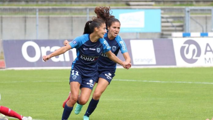 D1 Paris FC