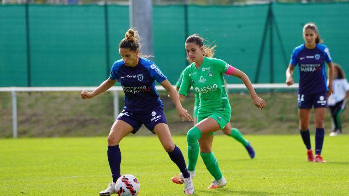 Paris FC - ASSE