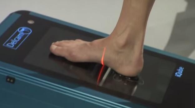 3d Cad Cam Foot Orthotics Foot Health Matters Belfast