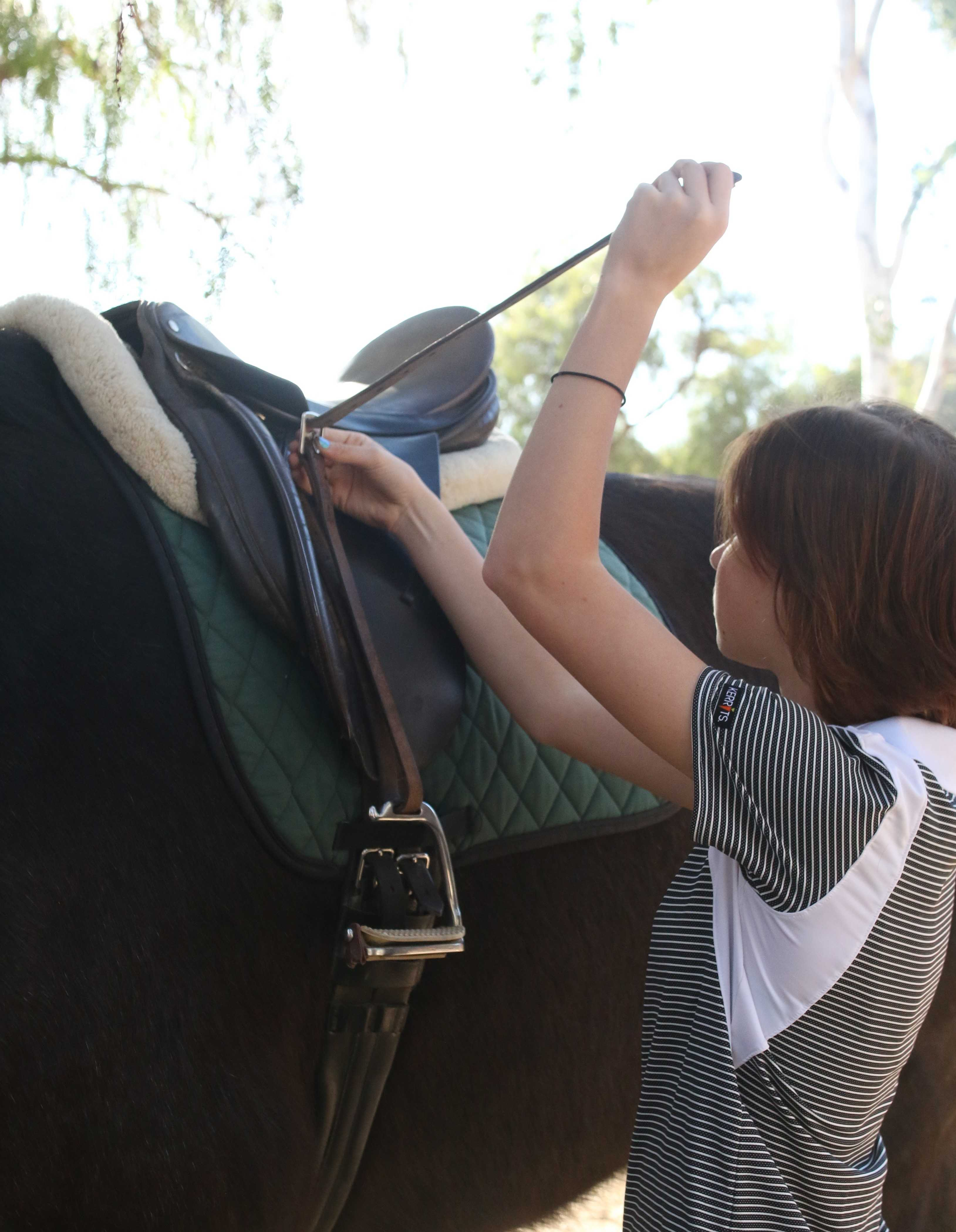 IMG 3111 e1454519415981 Equestrian Hannah Block: Its made me realize just how strong I am
