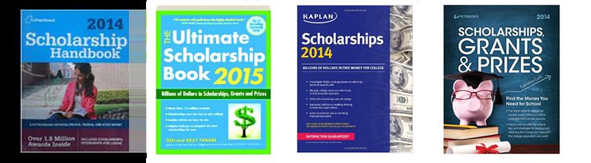graphic Scholarship guidebooks