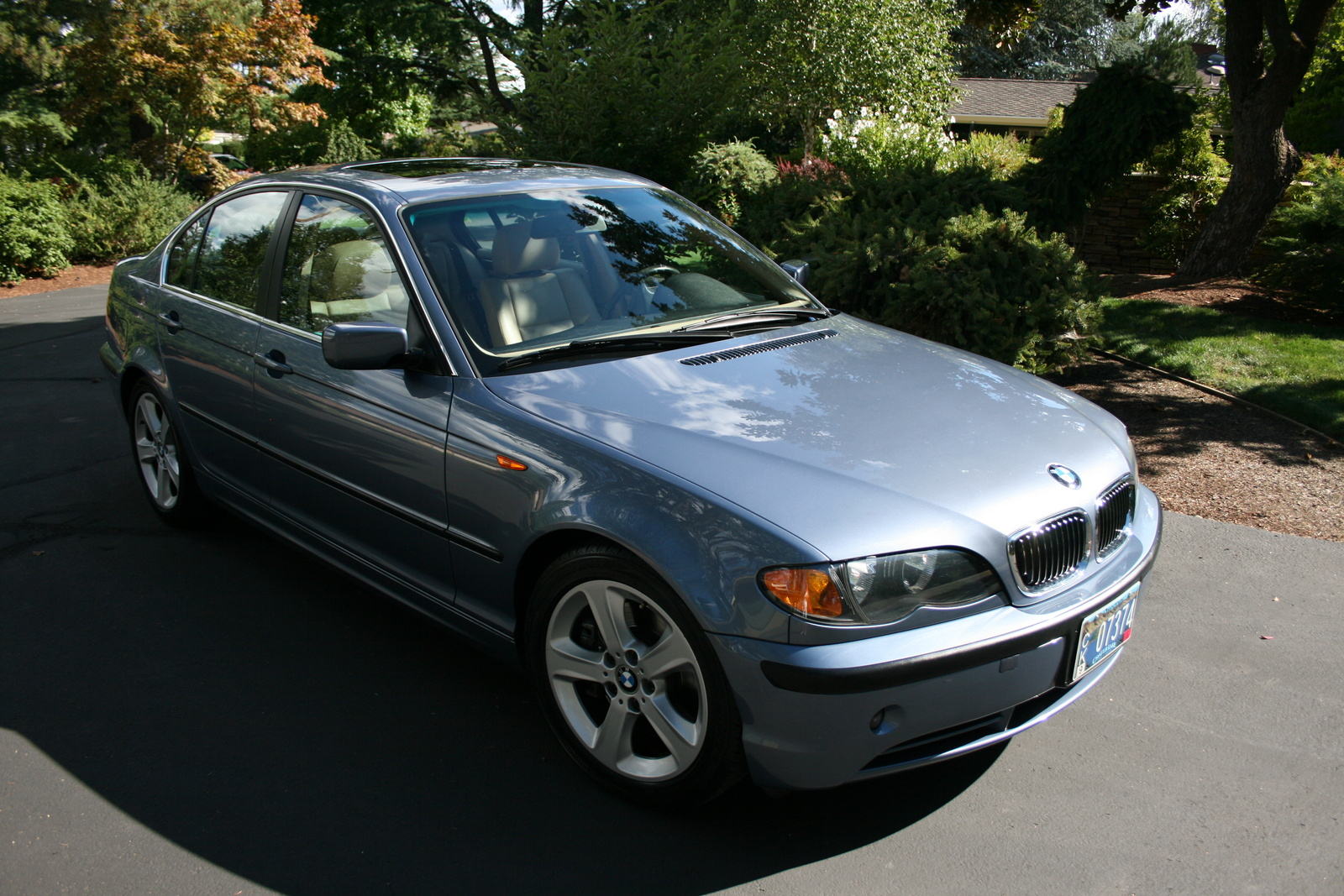 hight resolution of bmw 3 series 328i 2004 photo 6