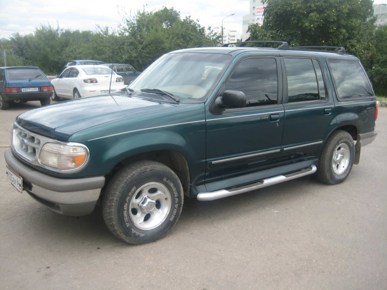 hight resolution of ford explorer 4 0 1995 photo 12