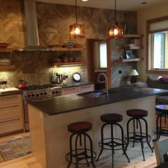 Kitchen Cabinet Company Country Table Foothills Boise Idaho Cabinets Natural Maple Full Overlay Slab