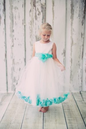 flower girl 160SASH
