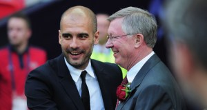 guardiola vs sir alex