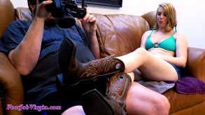 Image3 for 18yo Astrid Part 1, amateur, blowjobs, casting-couch