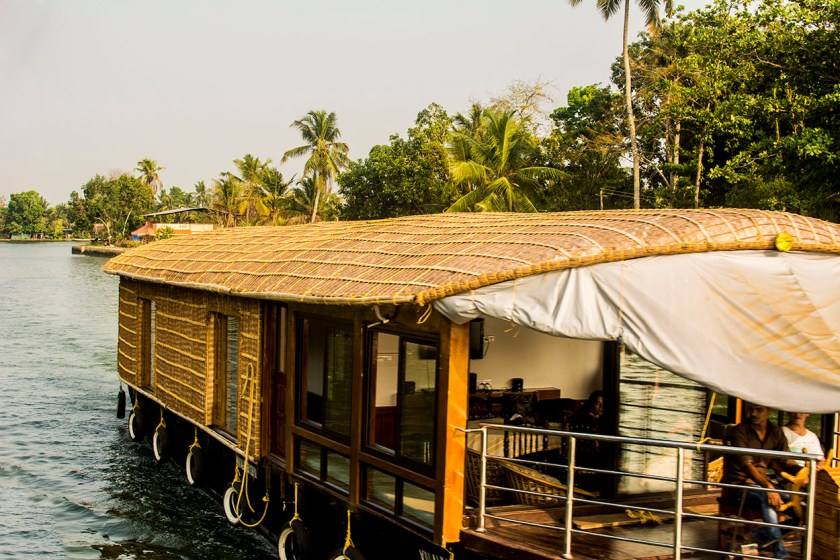 backwaters houseboat