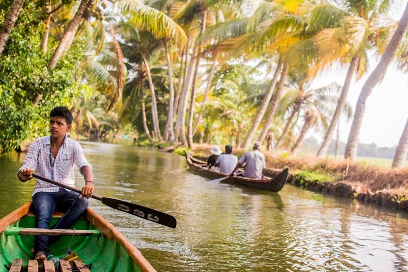 canoe driver