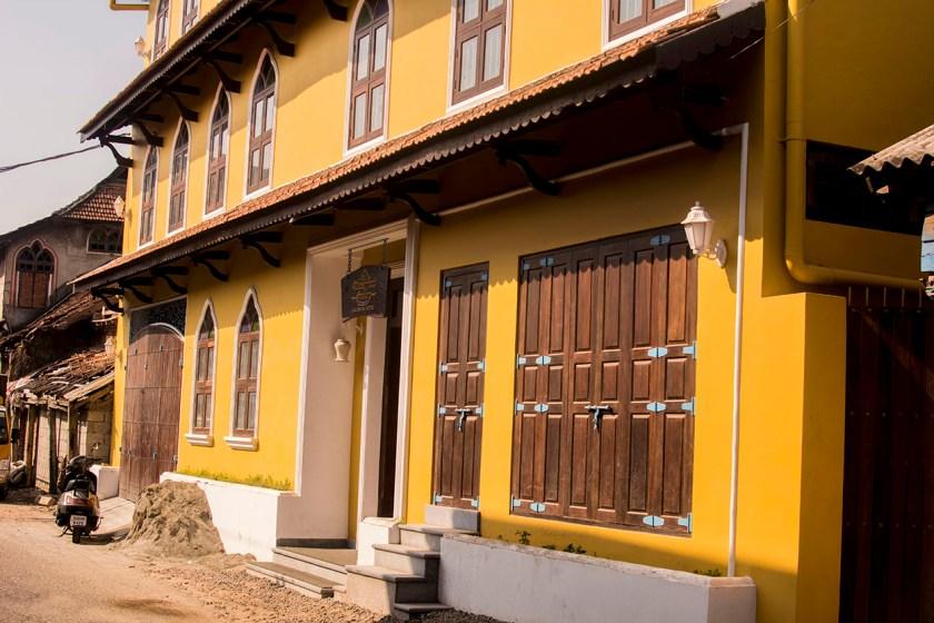 kochi building