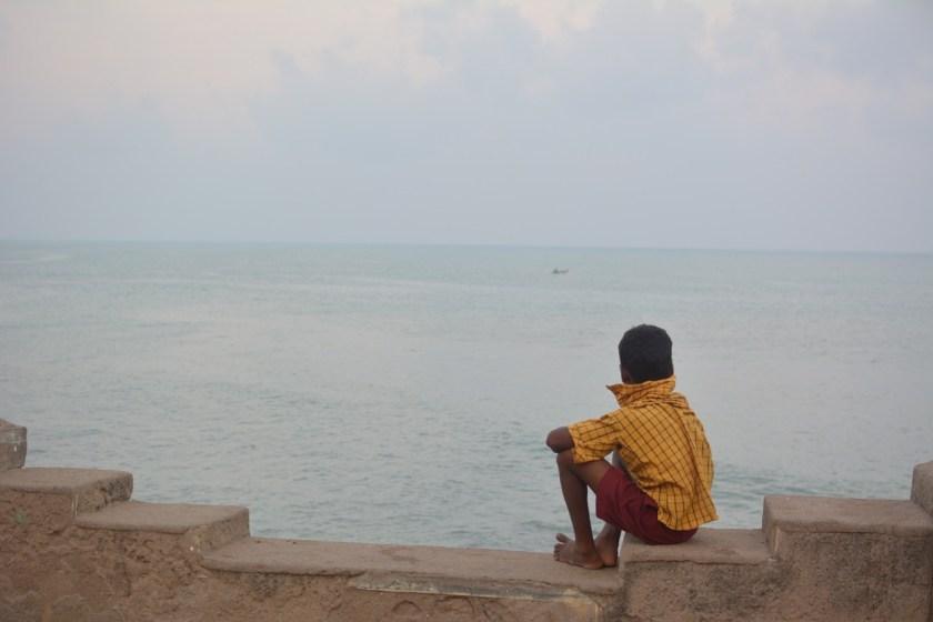 kanyakumari sea