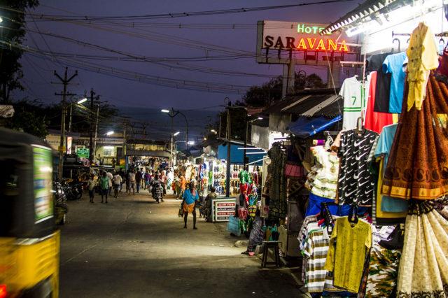 kanyakumari streets