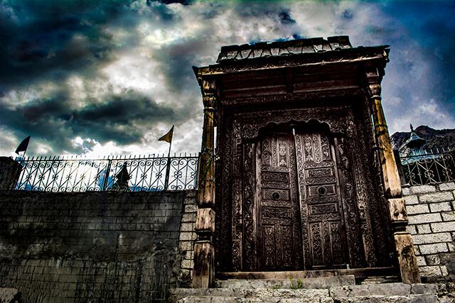 ancient-door