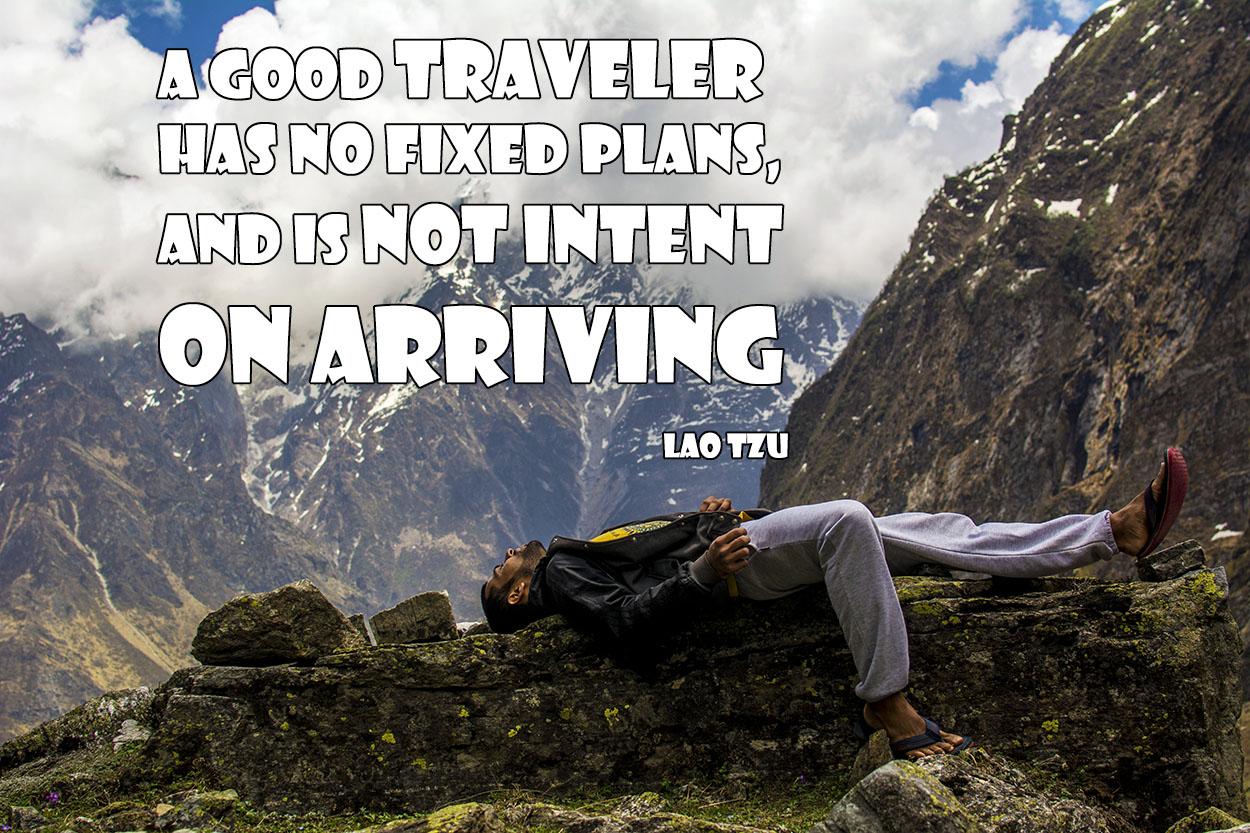 Inspiring Travel Quote