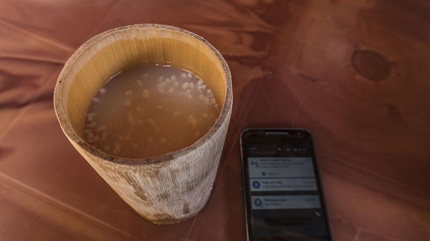 rice beer nagaland