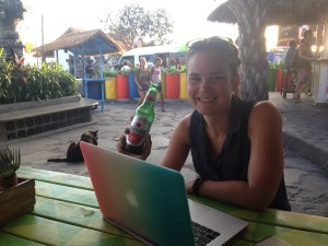 Working with a Bintang