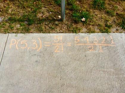 P(5,3) = 5*4*3 = 60