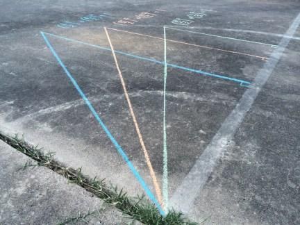 Triumvirate of Triangles