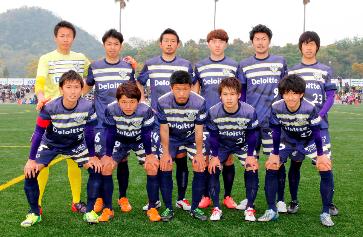 【JFL 好調FC今治】・武蔵野に快勝!悲願のJ昇格へ2位キープ