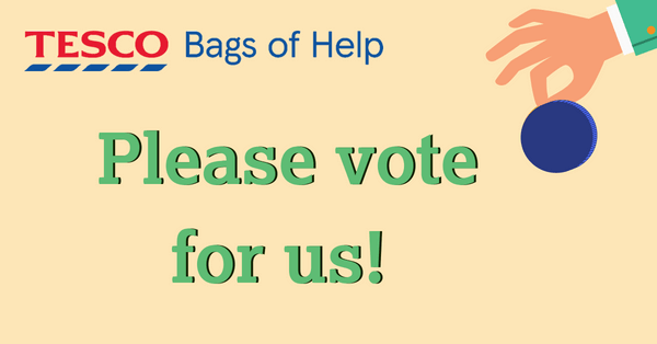 Vote for The Footprint Trust and help us bag funding for foody project