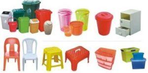 Plastic comodity