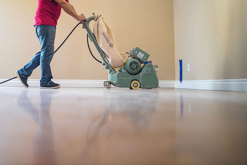 floor refinishing franchise