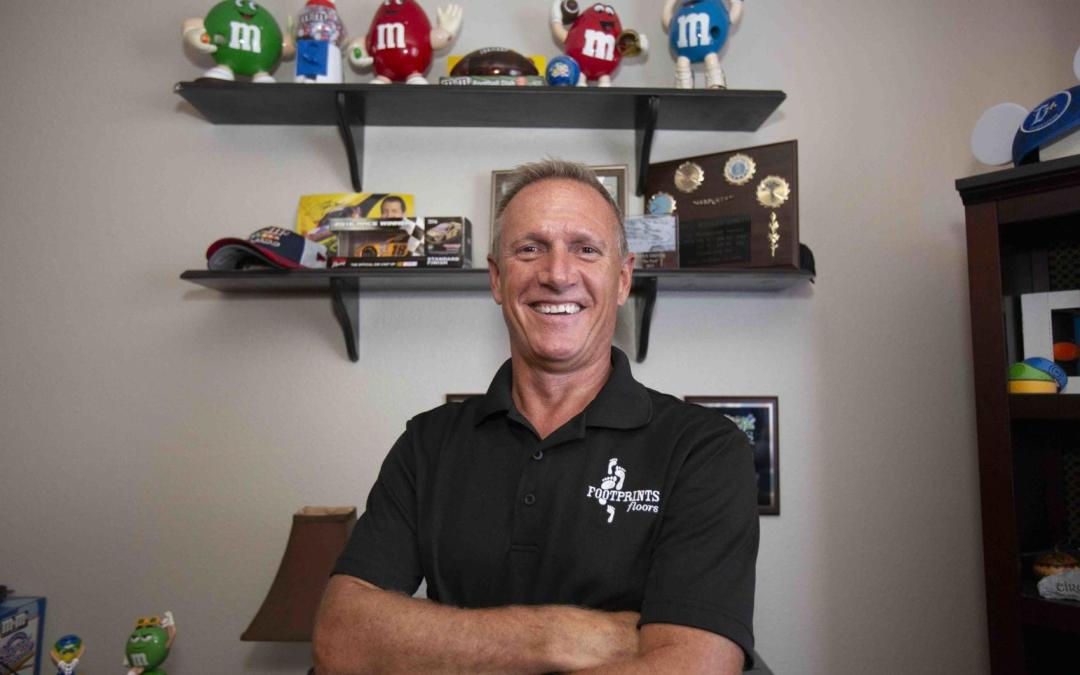 Hardwood Flooring Franchise Owner Steve Smith Featured in News