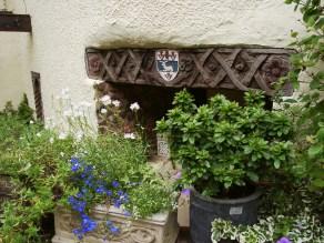 Old lintel