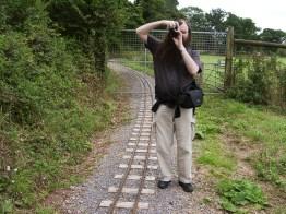 Mini-railway track