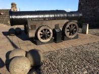 Edinburgh Castle - Mons Meg